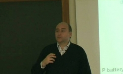 Dr. João Peças Lopes: Microredes y Vehículos Eléctricos