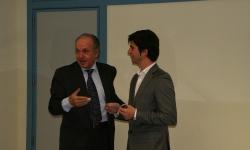 Premio fin de carrera 2010, alumno premiado: Isaac Gil Mera_10