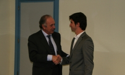 Premio fin de carrera 2010, alumno premiado: Isaac Gil Mera_11